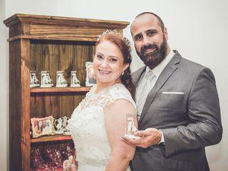 O casamento de Mara e Andre
