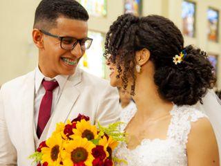 O casamento de Melissa e Alan