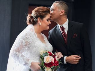 O casamento de Thaiany e Douglas