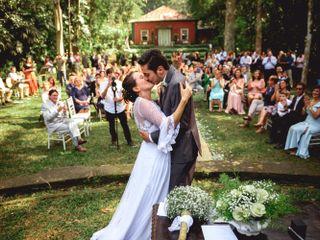 O casamento de Patricia e Celso