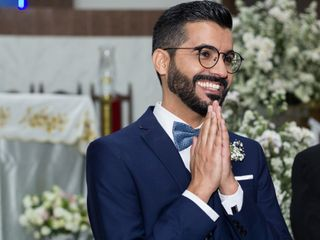 O casamento de Fernanda e Daniel 1