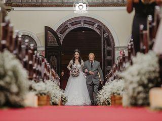 O casamento de Caroline e Emerson