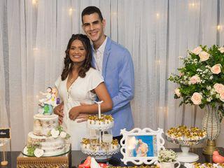 O casamento de Italo e Yngrid