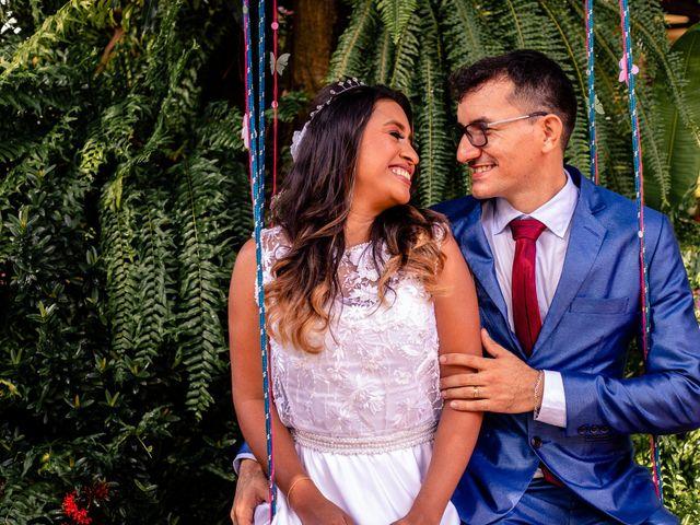 O casamento de Jéssica e Jonata