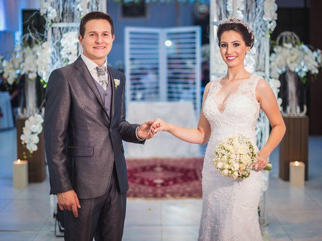 O casamento de Tatiane e Renan