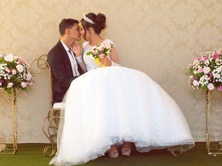 O casamento de Keytellyn e Pablo