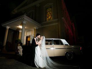 O casamento de Bárbara e Diego