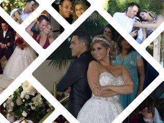 O casamento de Shirley e Rodrigo
