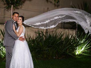 O casamento de Renata e Wellington