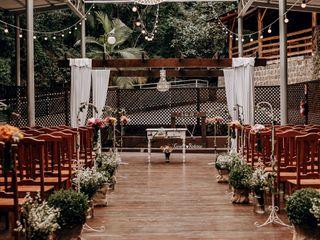 O casamento de Gisele e Rodrigo 1