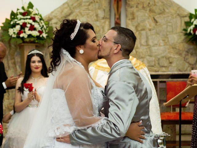 O casamento de Cassia e Mauro