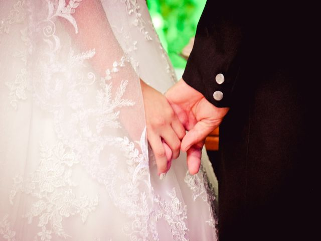 O casamento de Pamella e Alessandro
