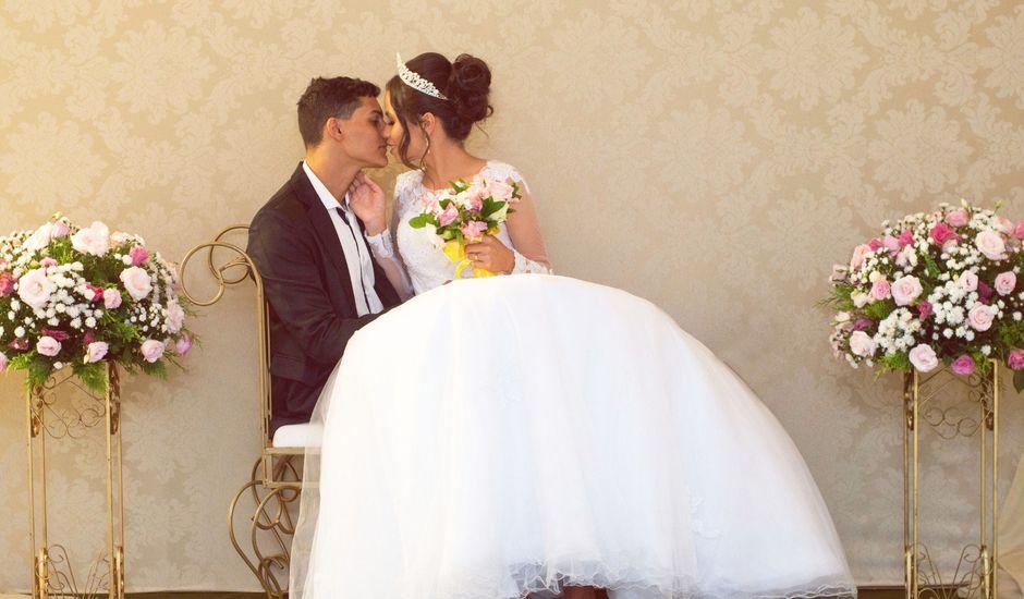 O casamento de Pablo e Keytellyn em Sapezal, Mato Grosso