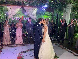 O casamento de Jorge  e Allana