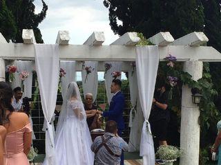 O casamento de Tainá  e Jean  1