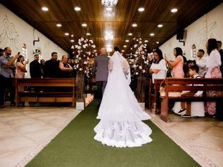 O casamento de Erica e Lucas 1