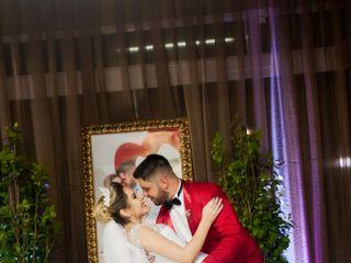 O casamento de Thallita e William