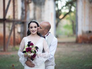 O casamento de Djanira e Fabiano