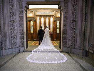 O casamento de Caroline e Renato 3