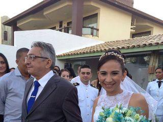 O casamento de Sarah e Allan David 3