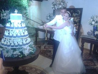 O casamento de Sarah e Allan David