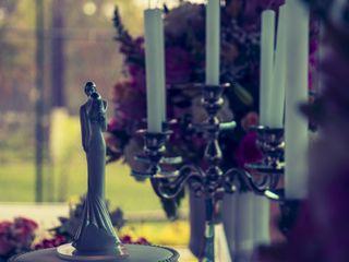 O casamento de Leila e João 3