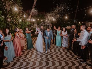 O casamento de Juarez Neto e Alanna Marques 3
