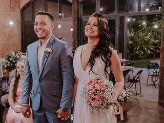 O casamento de Juarez Neto e Alanna Marques