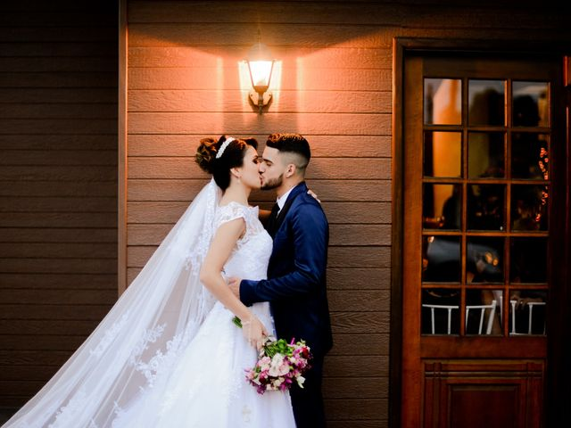 O casamento de Erica e Lucas