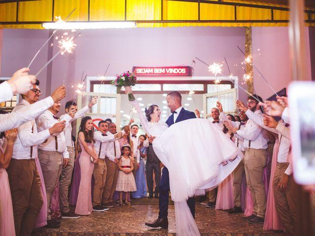 O casamento de Thamires e Diego