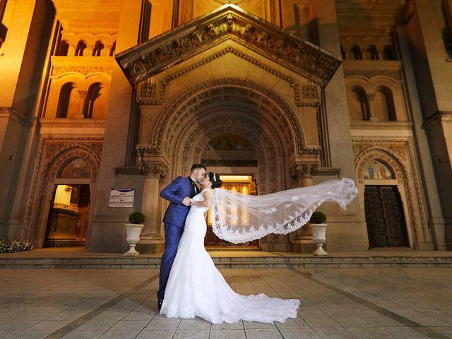 O casamento de Caroline e Renato