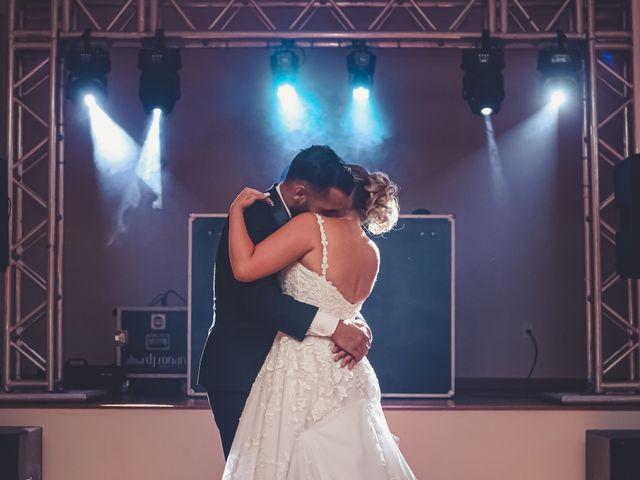 O casamento de Julia e Dennis