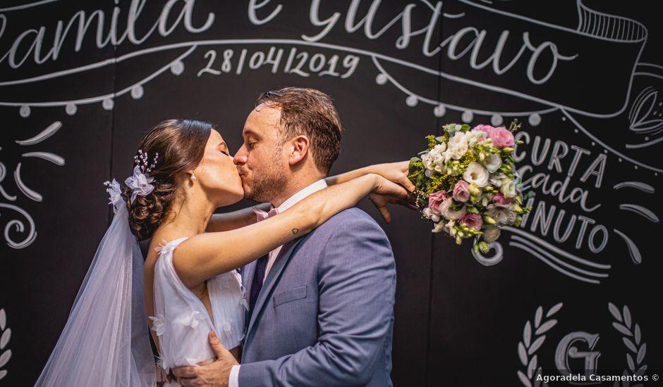 O casamento de Gustavo e Camila em Rio de Janeiro, Rio de Janeiro