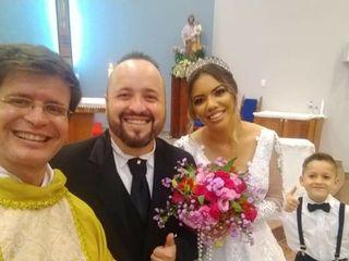 O casamento de Ketlyn Paola  e Cornelio Júnior