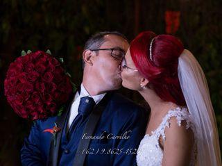 O casamento de Anna Júlia  e Osair Jose