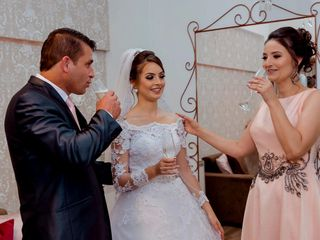 O casamento de Natalia e Gean 1
