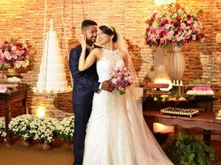 O casamento de Mony e Are