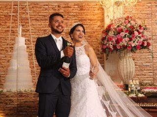 O casamento de Mony e Are 3