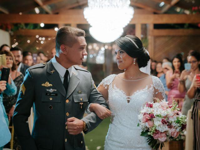 O casamento de Jessandra e Jonathan