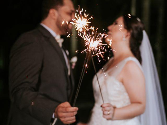 O casamento de Amanda e Ricardo