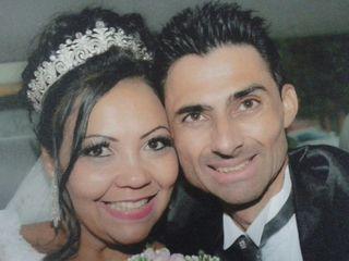O casamento de Lucineia e Flávio