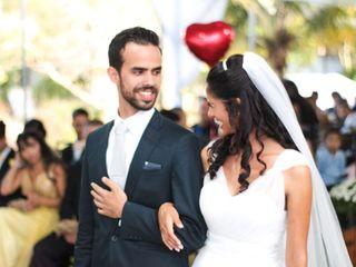 O casamento de Shara  e Diego 1