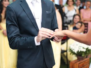 O casamento de Shara  e Diego 3