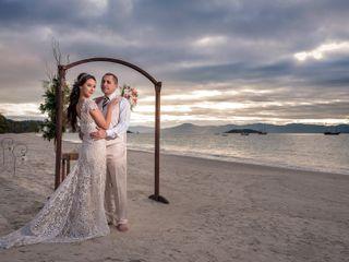 O casamento de Jhessica e Stenio