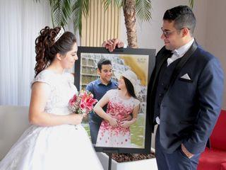 O casamento de Jenifer  e Matheus 1