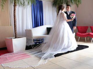O casamento de Jenifer  e Matheus 2