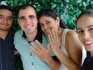 O casamento de Khaty e Levi 1
