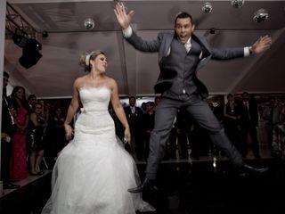 O casamento de Aline e André 1