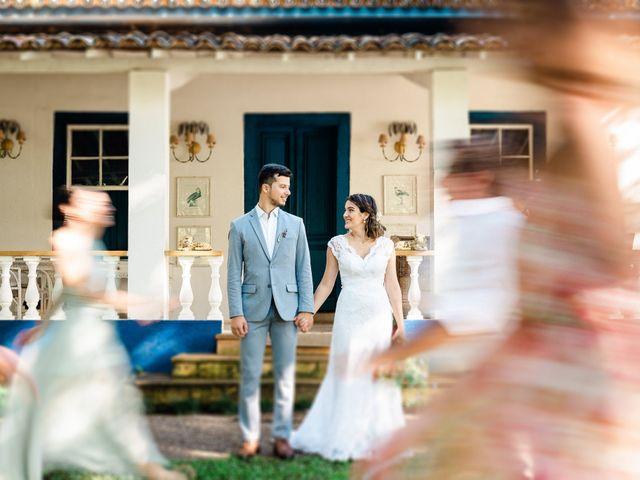 O casamento de Annelise e Vitor