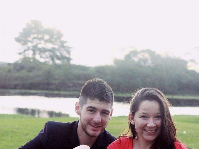 O casamento de Sthephany e Rodrigo em Curitiba, Paraná 16